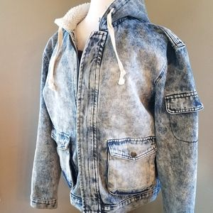 .DNM. Collection Jean Jacket - Size M (EUC)